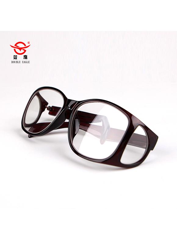 侧边防护眼镜